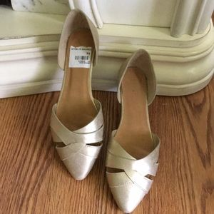 NWT Bamboo shoes